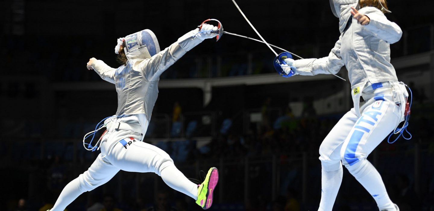 OLYMPIC GAMES RIO 2016 - FENCING - DAY 3